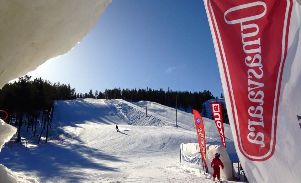 96ba62a96cf0 Ounasvaara Ski Resort Rovaniemi - Discovering Finland