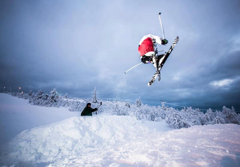 925deddcbd9a Saariselkä ski resort Inari - Discovering Finland