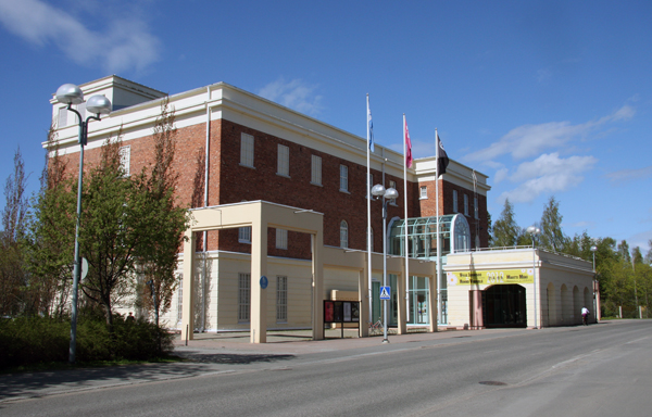 Oulun Taidemuseo Aukioloajat