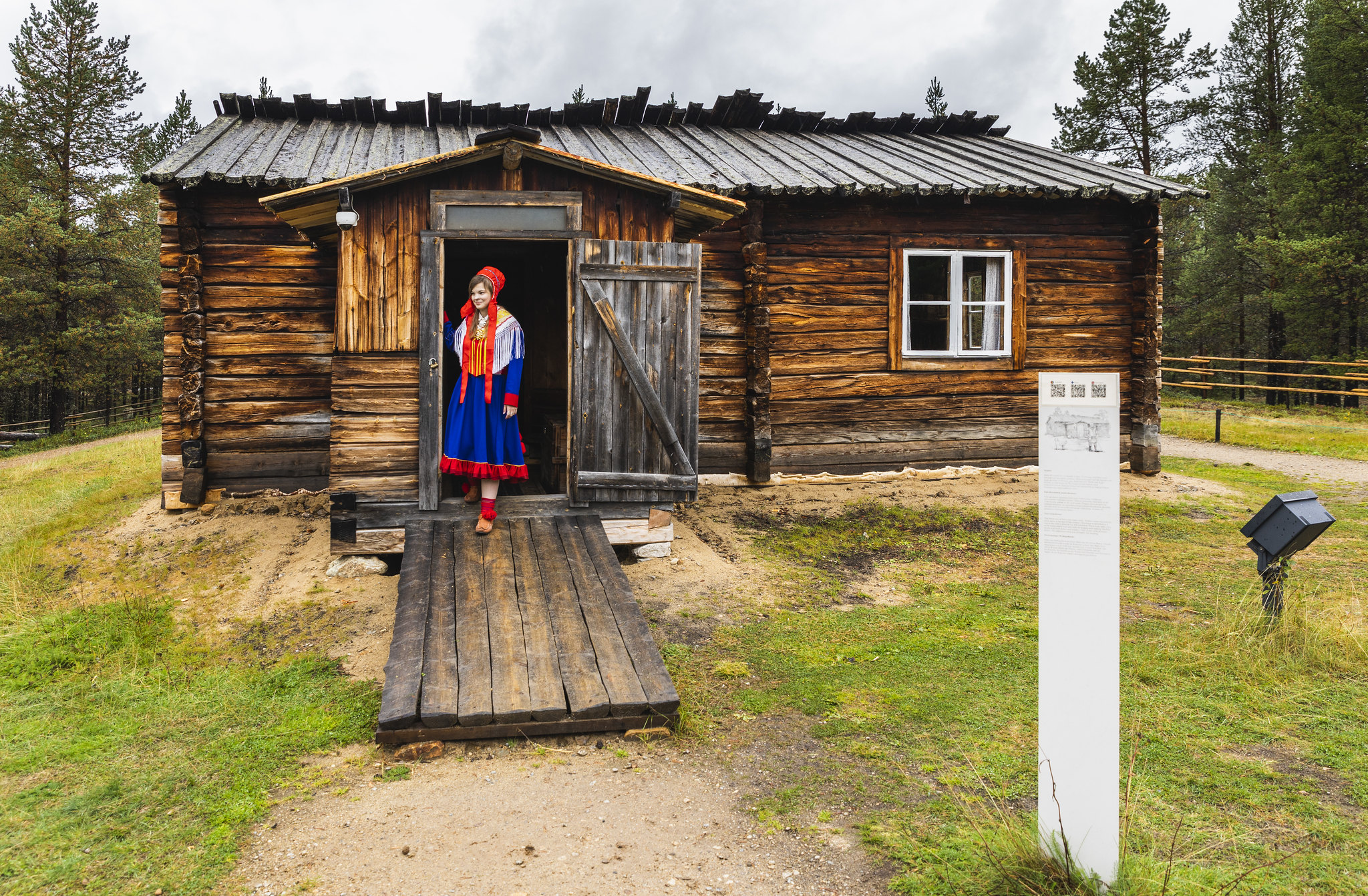 Sámi Museum and Nature Centre Siida