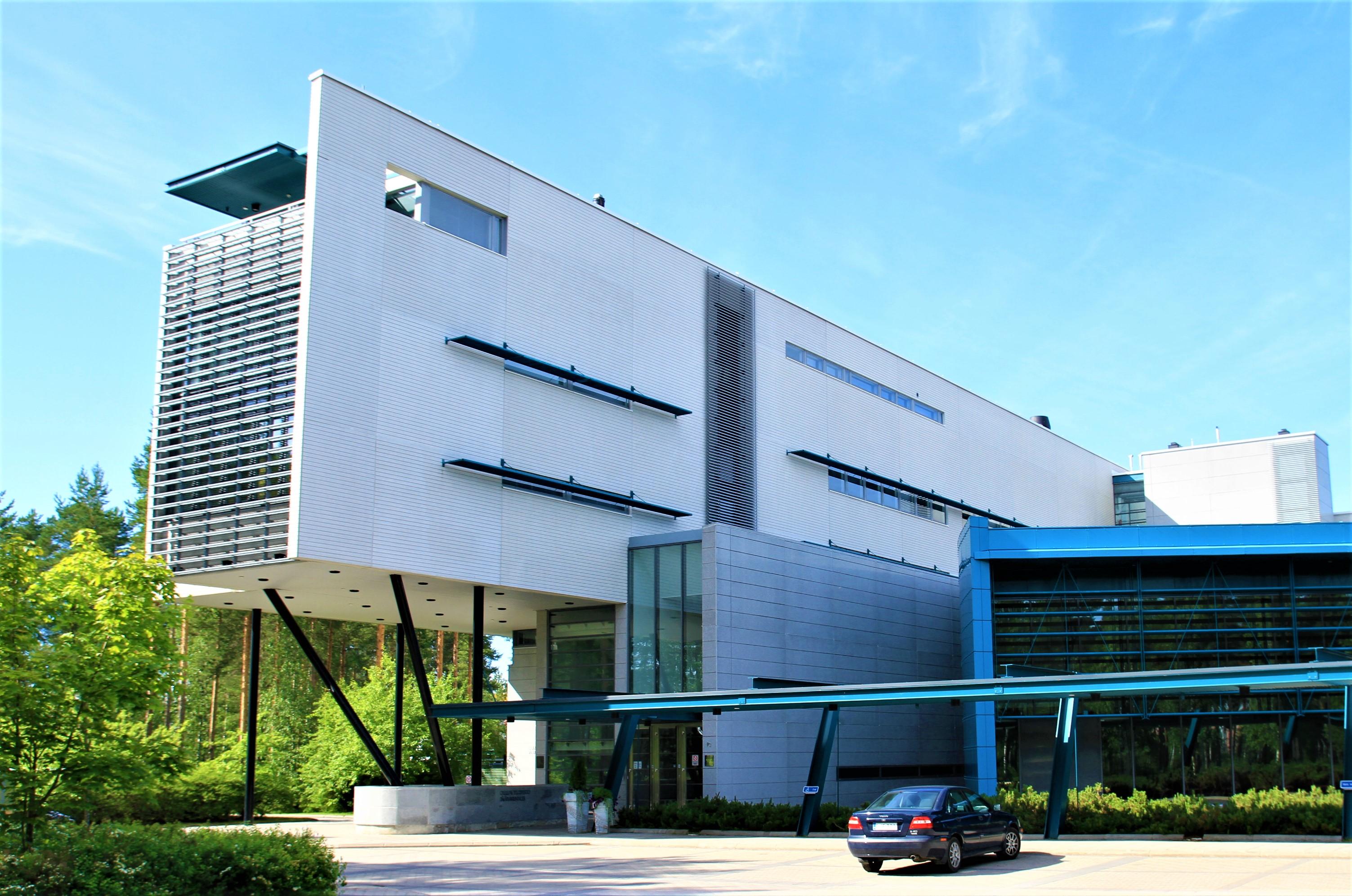Oulu University Geological Museum