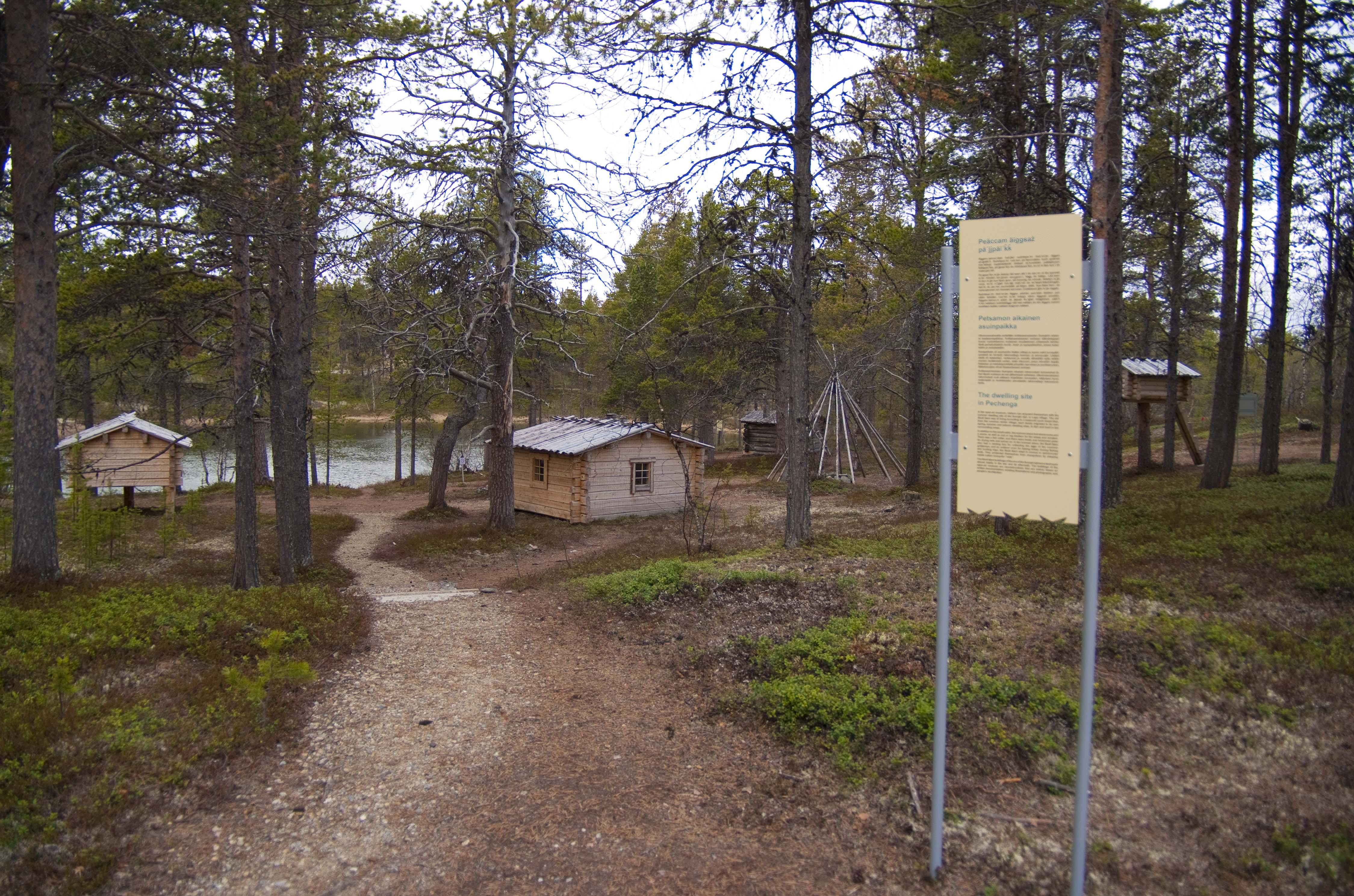 Skolt Sámi Heritage House