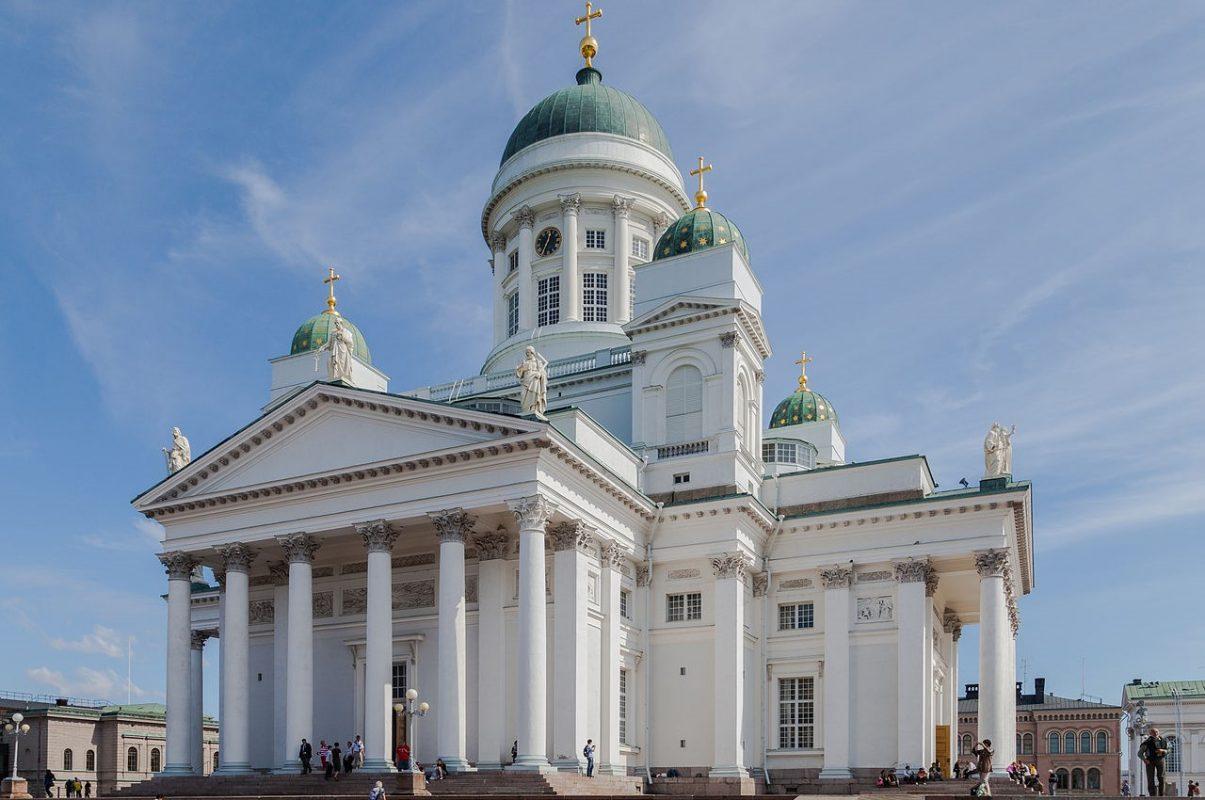 Helsinki Cathedral Helsinki Discovering Finland