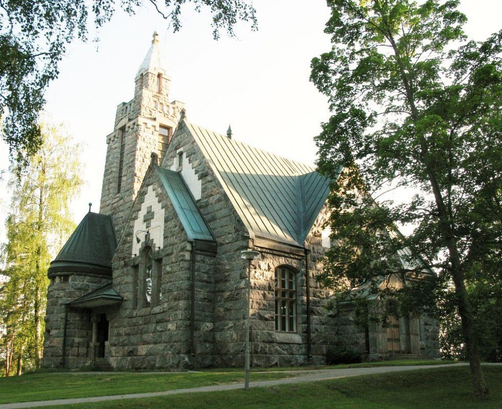 Karunan kirkko - Seurasaari - Discovering Finland