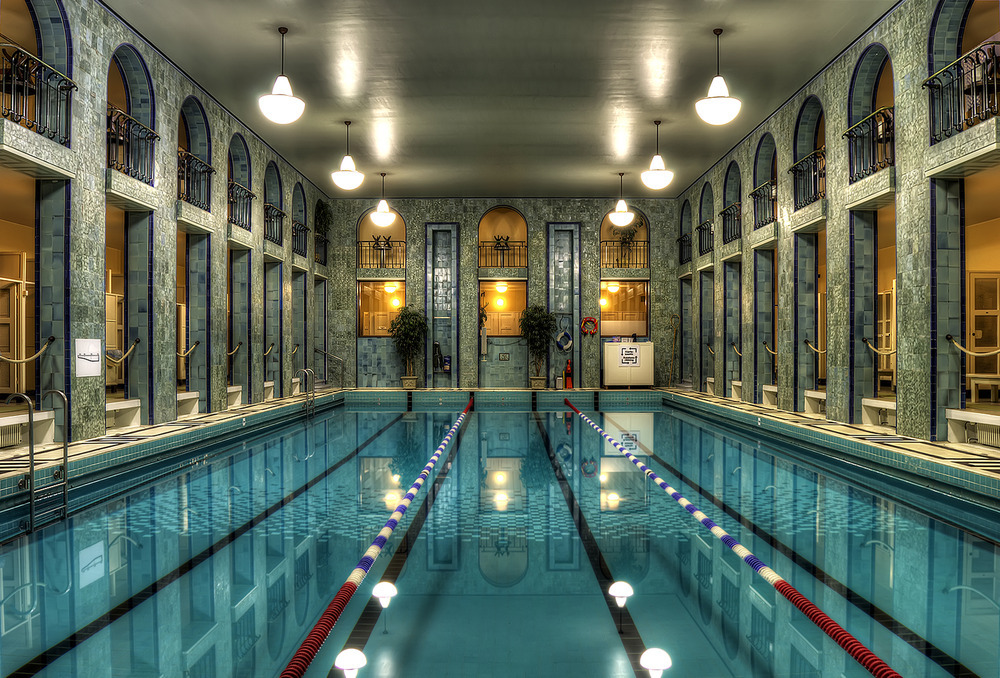 Swimming Hall