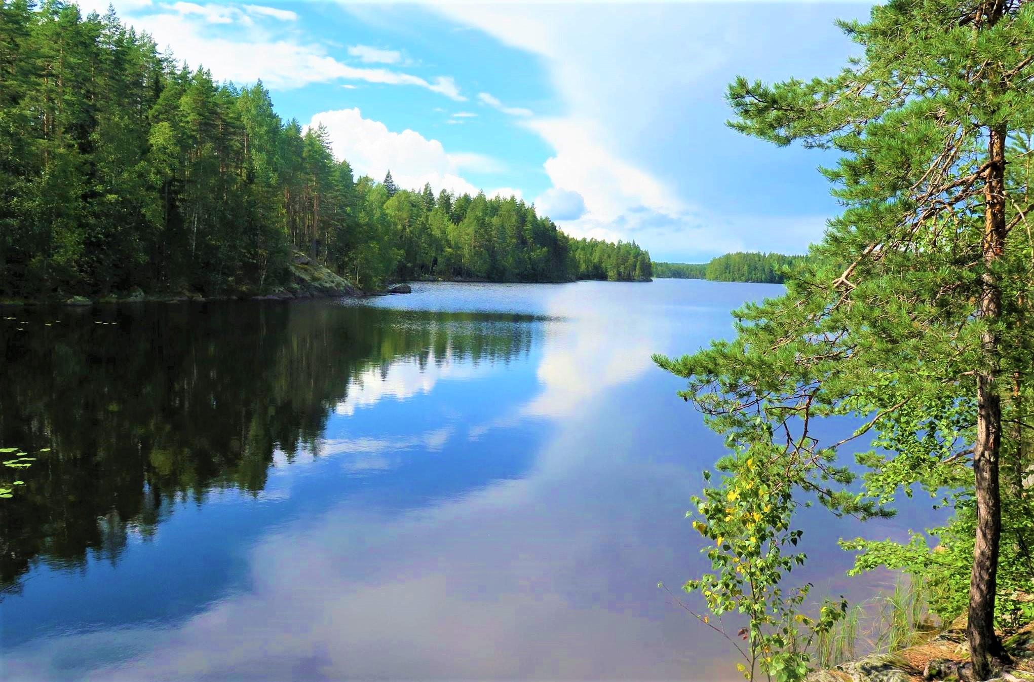 Isojärvi National Park