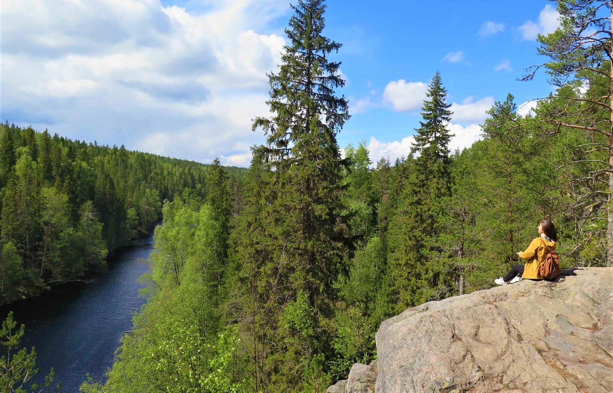 Helvetinjärvi National Park - Kuva Metsähallit Tiina Hakkarainen