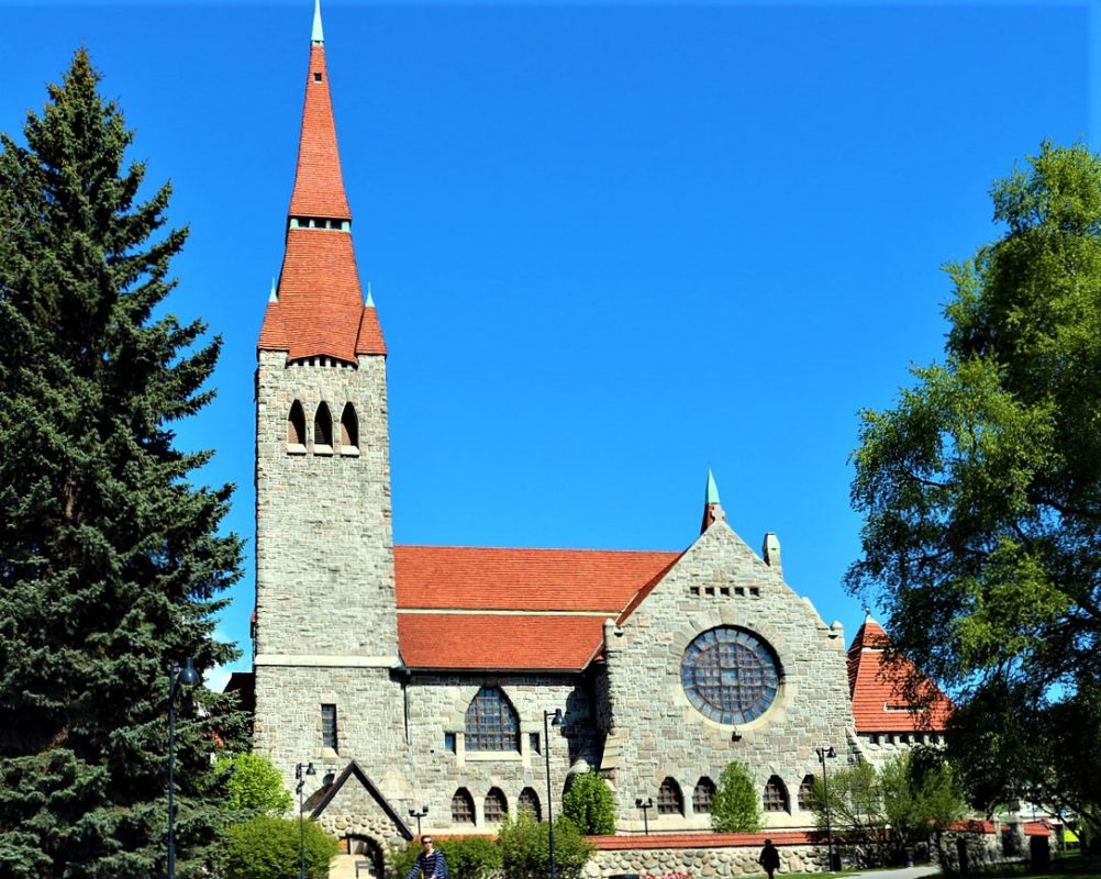Car Rental With Car Seat >> Tampere Cathedral Tampere - Discovering Finland