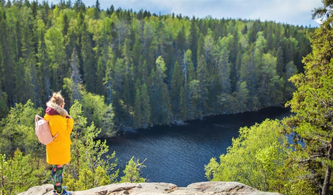 Helvetinjärvi National Park - photo Visit Tampere