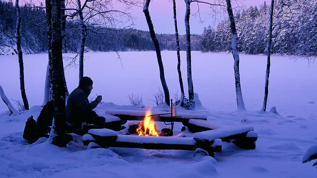 Helvetinjärvi National Park