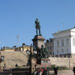 Tsar Alexander II Statue