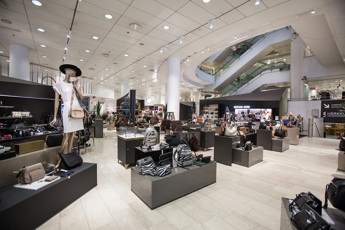 department stockmann stores shopping helsinki finland discoveringfinland