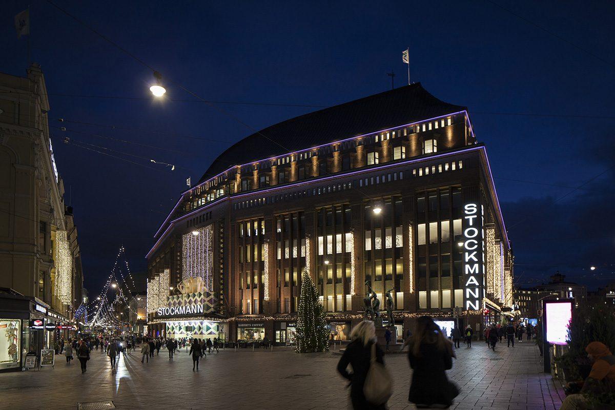 Stockmann Helsinki Laukut : Stockmann helsinki kaufhaus discovering finland