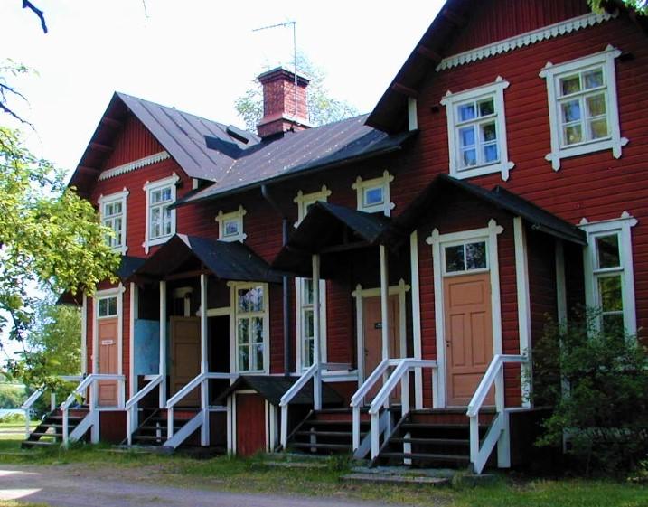 industrial workers' housing museum