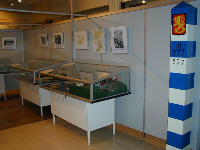 Border Museum Immola