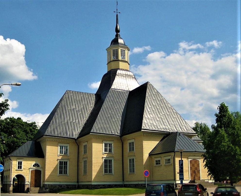 St. Mary's Church of Lappee