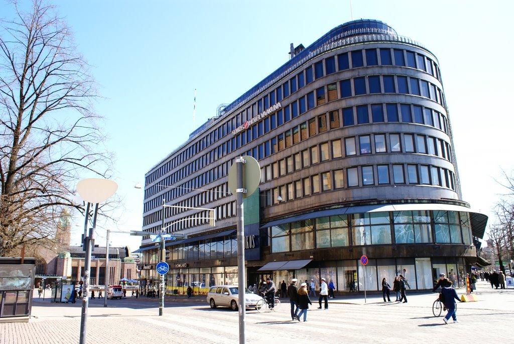 Sokos Department Store Helsinki Discovering Finland