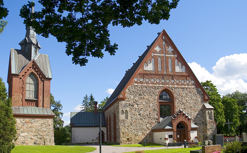 Church of St. Lawrence, Vantaa
