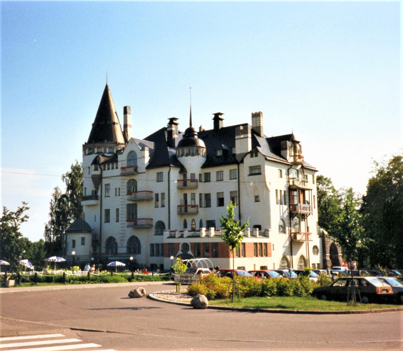 иматра отель замок фото