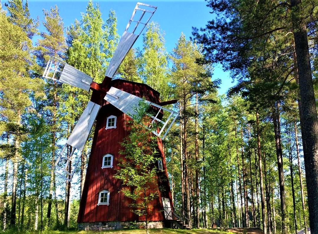 Laurinmäki Crofter's Museum