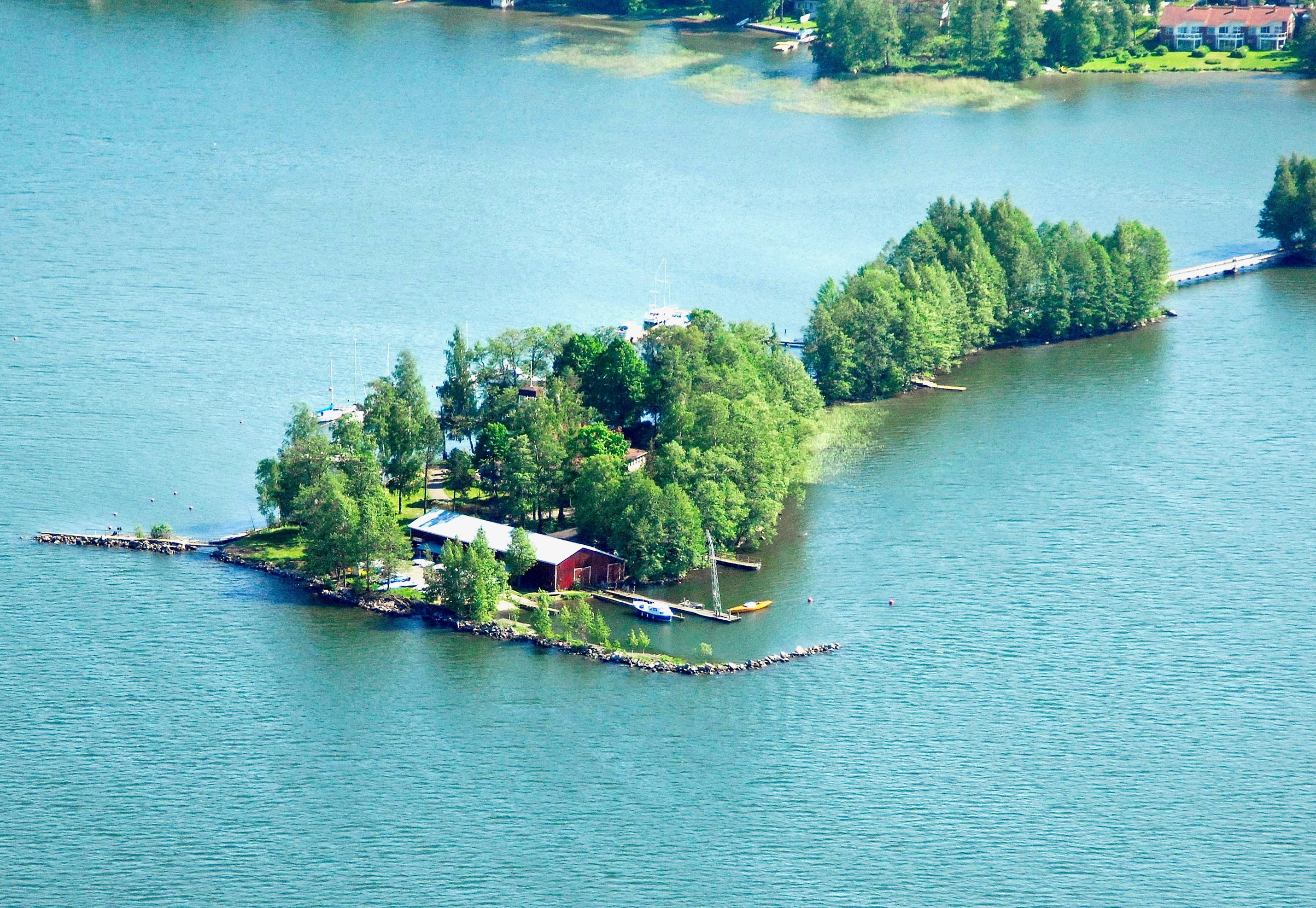 Myllysaari Island