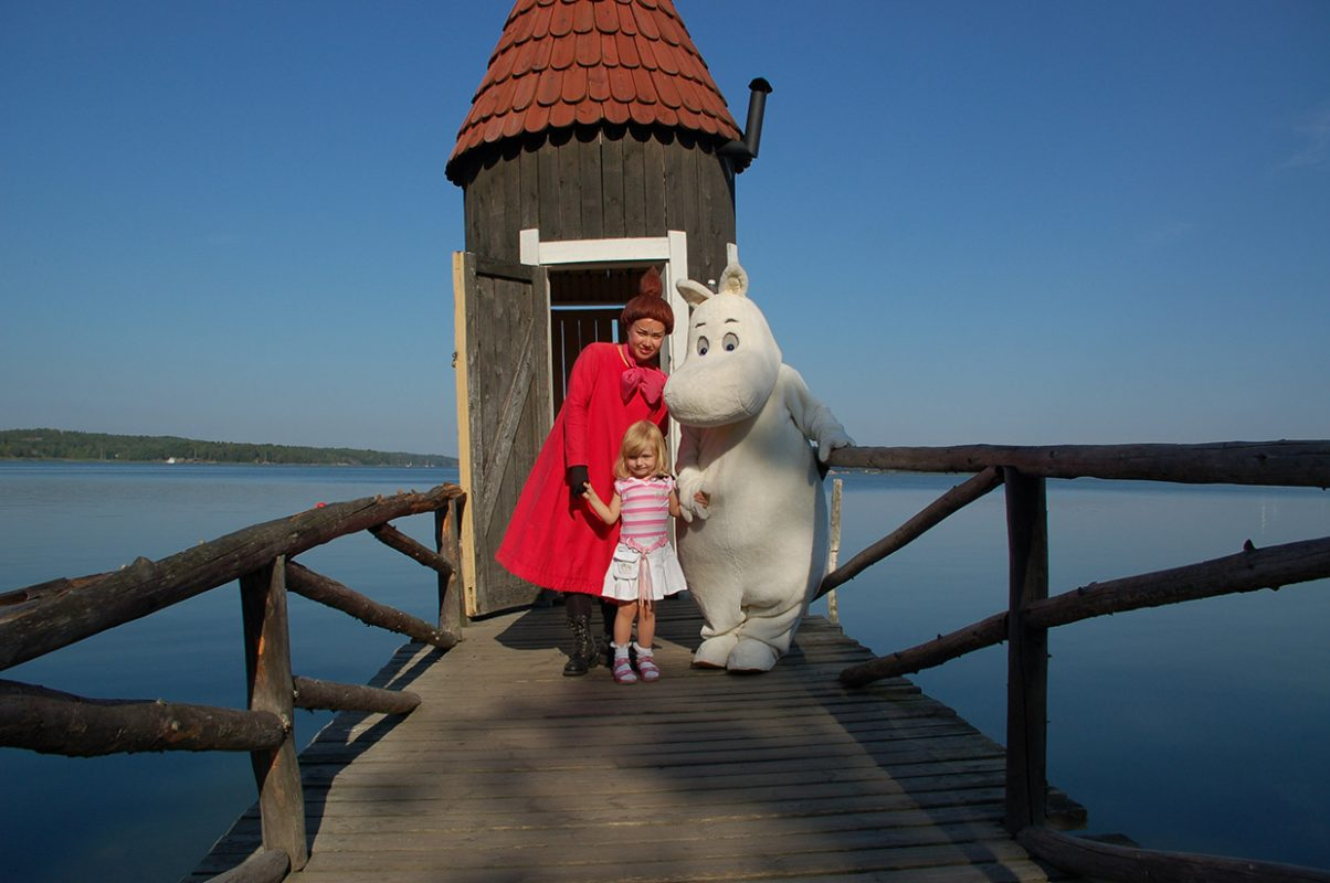 Mumins Finnland