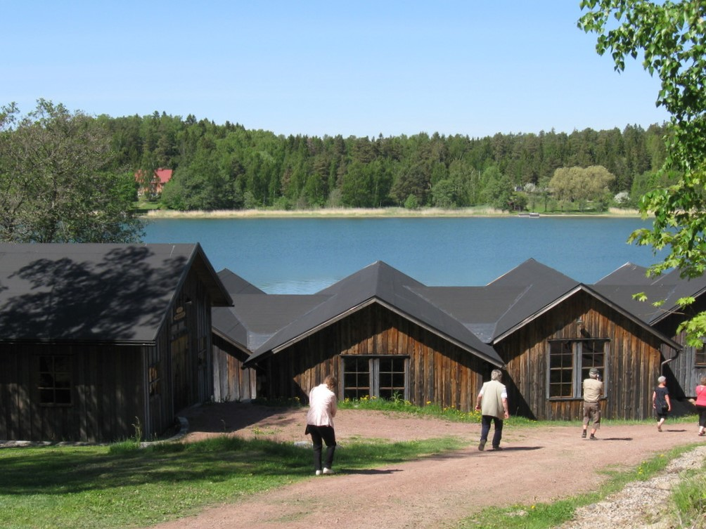 Houtskar Museum - © 2018 Riihimäen Retkeilijät ry