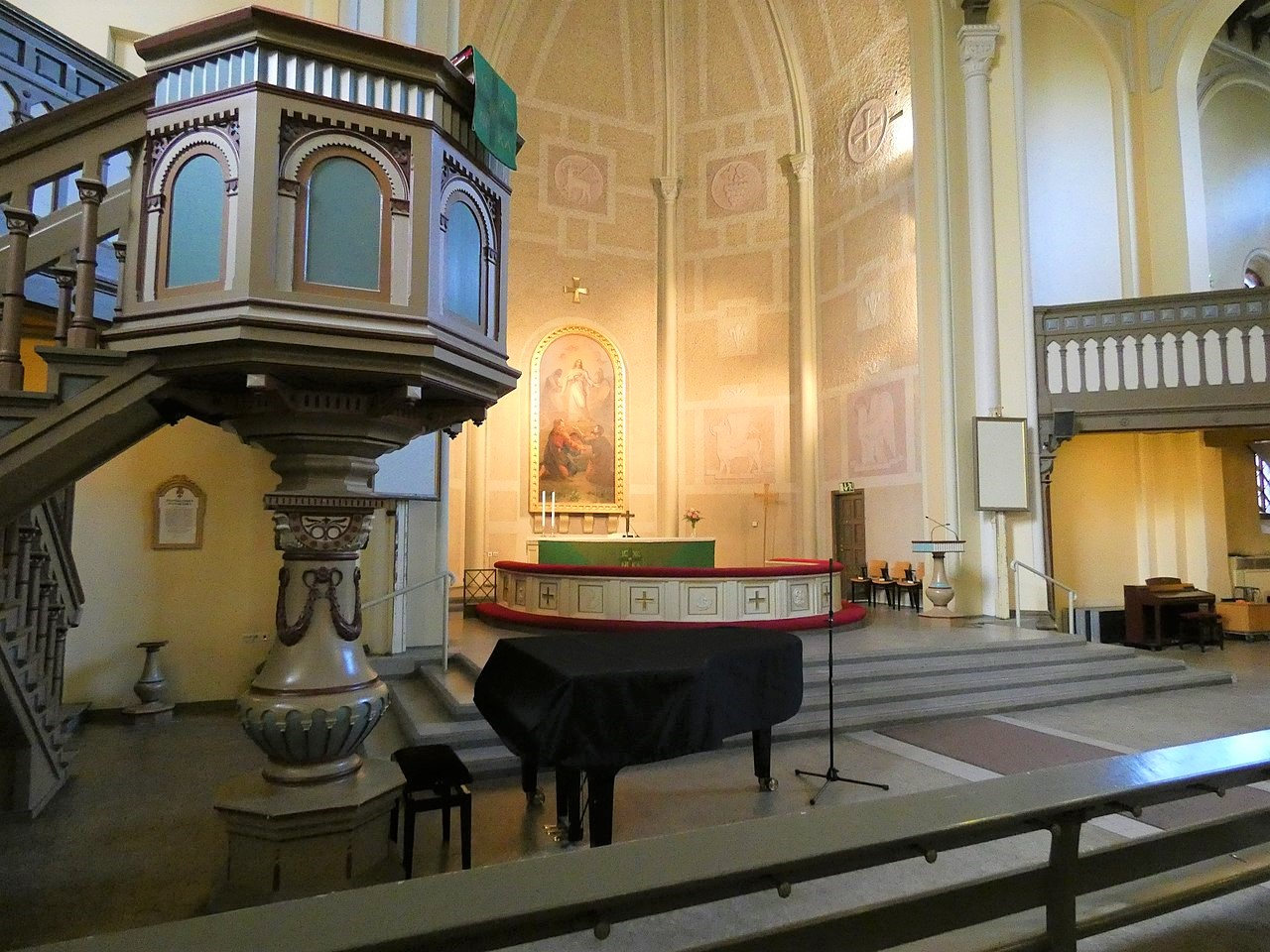 Alexander Church Tampere