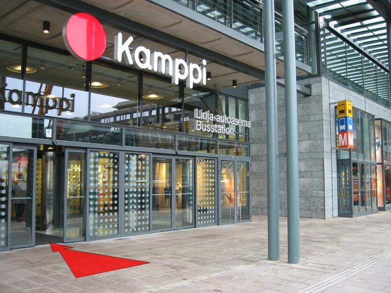 Kamppi Bus Station