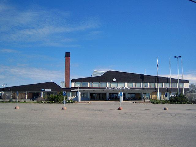 Rovaniemen Linja Autoasema Rovaniemi Discovering Finland