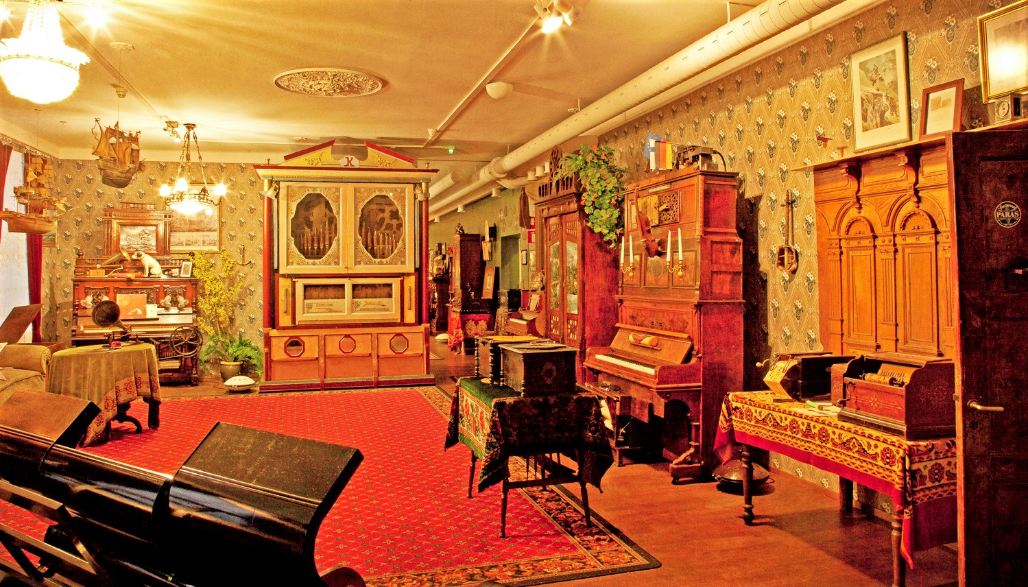 The Mechanical Music Museum