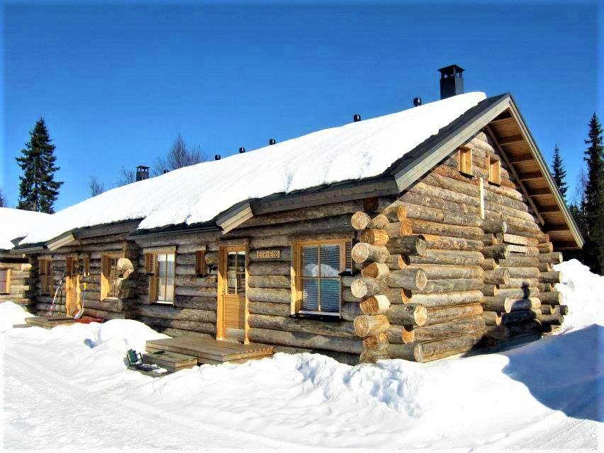 Lost In Lapland Holiday Cabins
