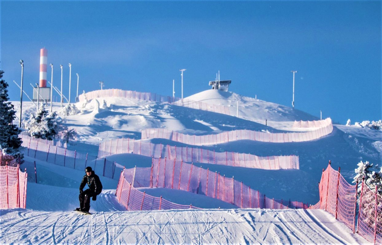 Ruka Ski Resort Kuusamo Discovering Finland