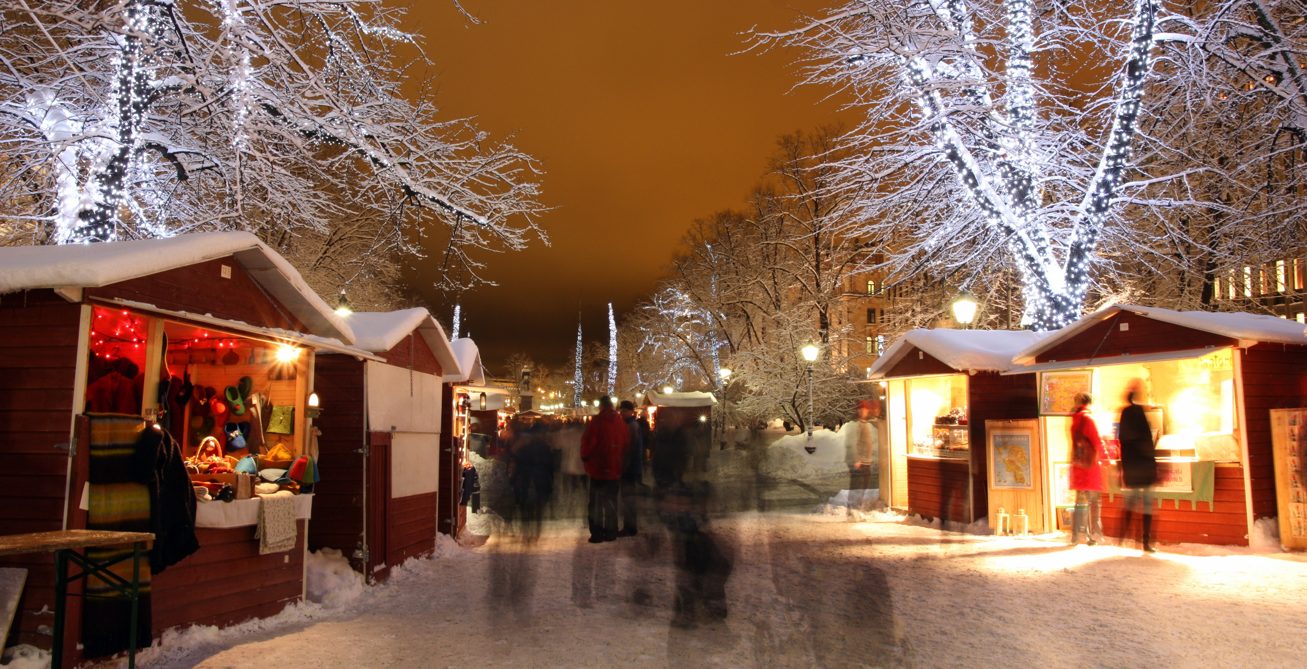 Christmas Markets In Finland Traditional Arts Amp Crafts