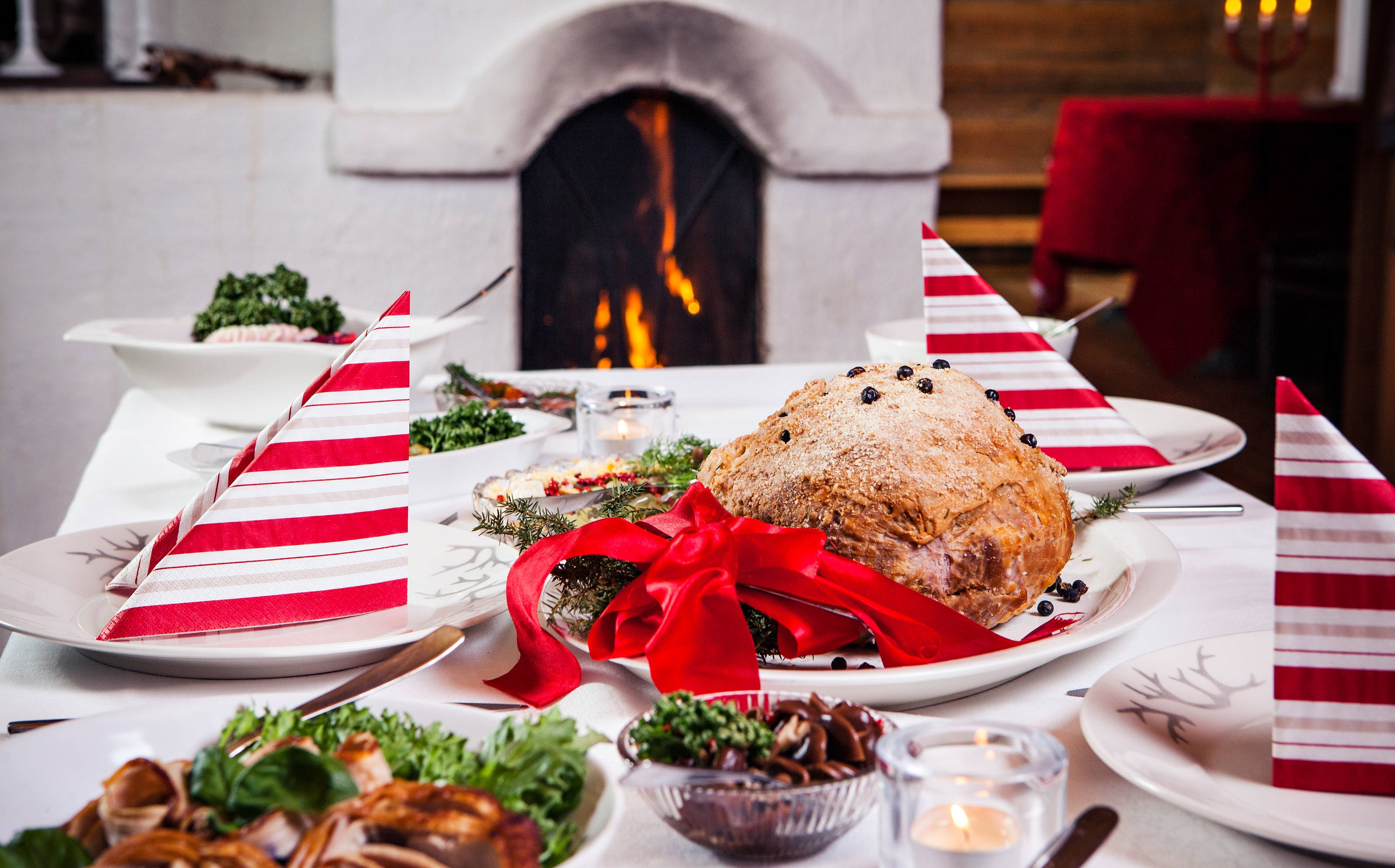 Finnish Christmas Dinner
