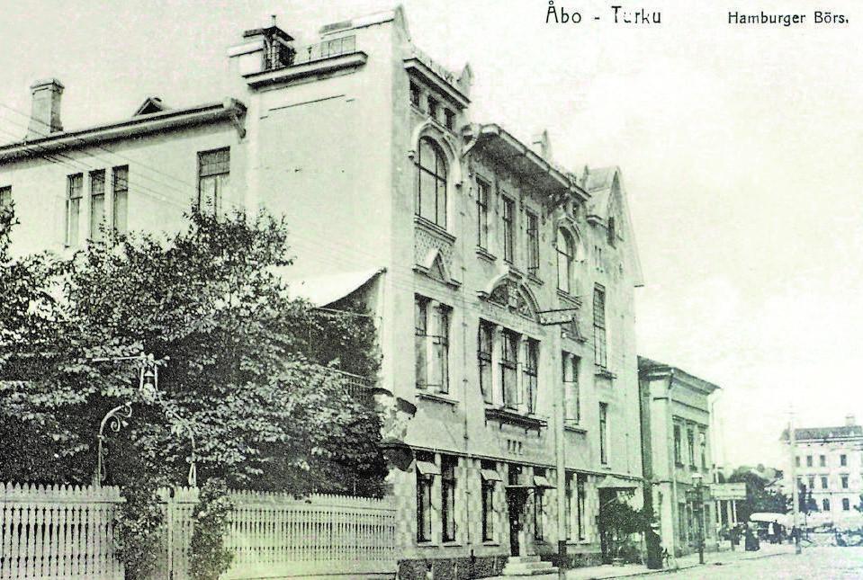 Original Sokos Hotel Hamburger Börs