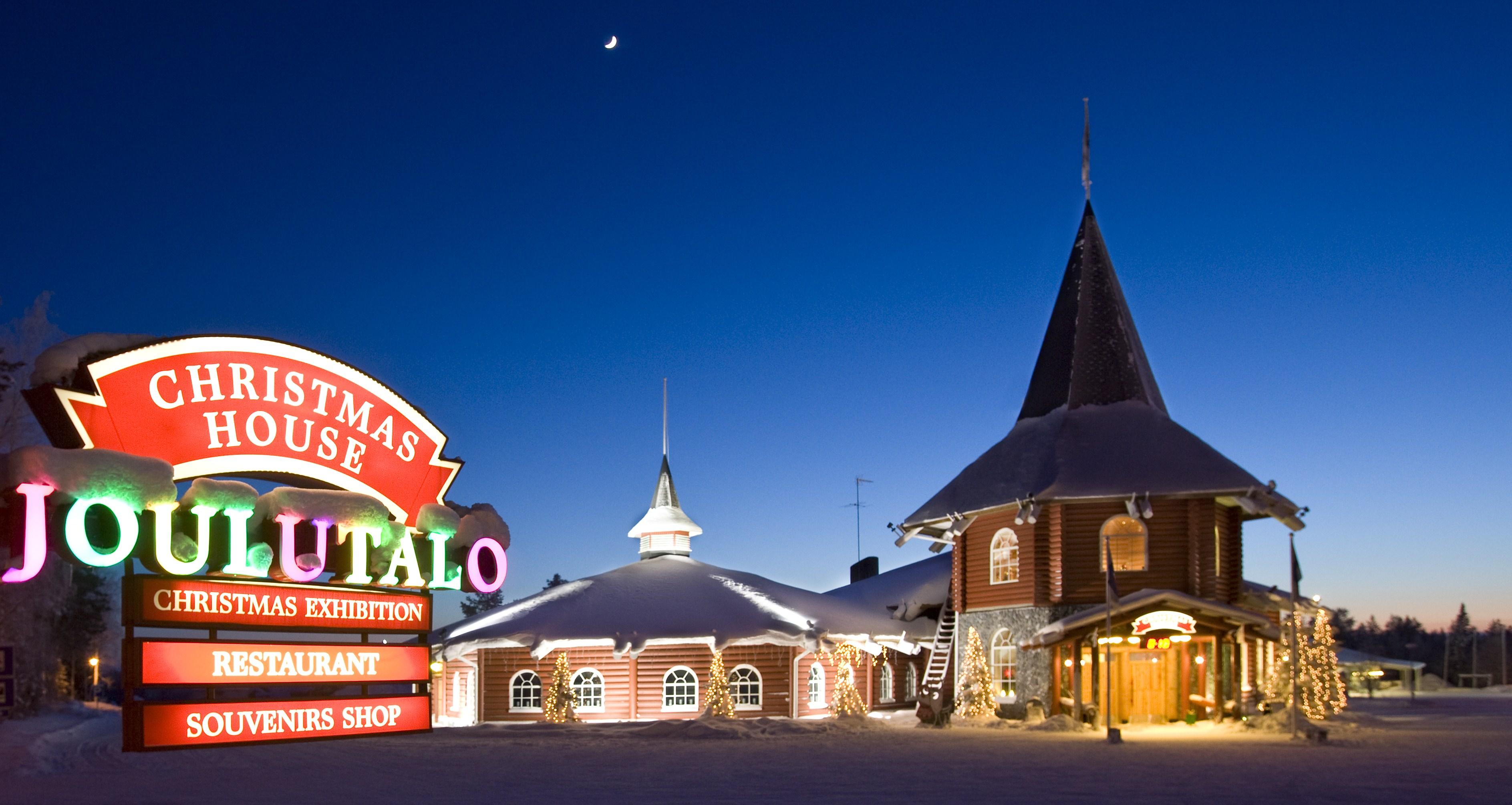 Rovaniemi A Winter Wonderland Official Hometown Of