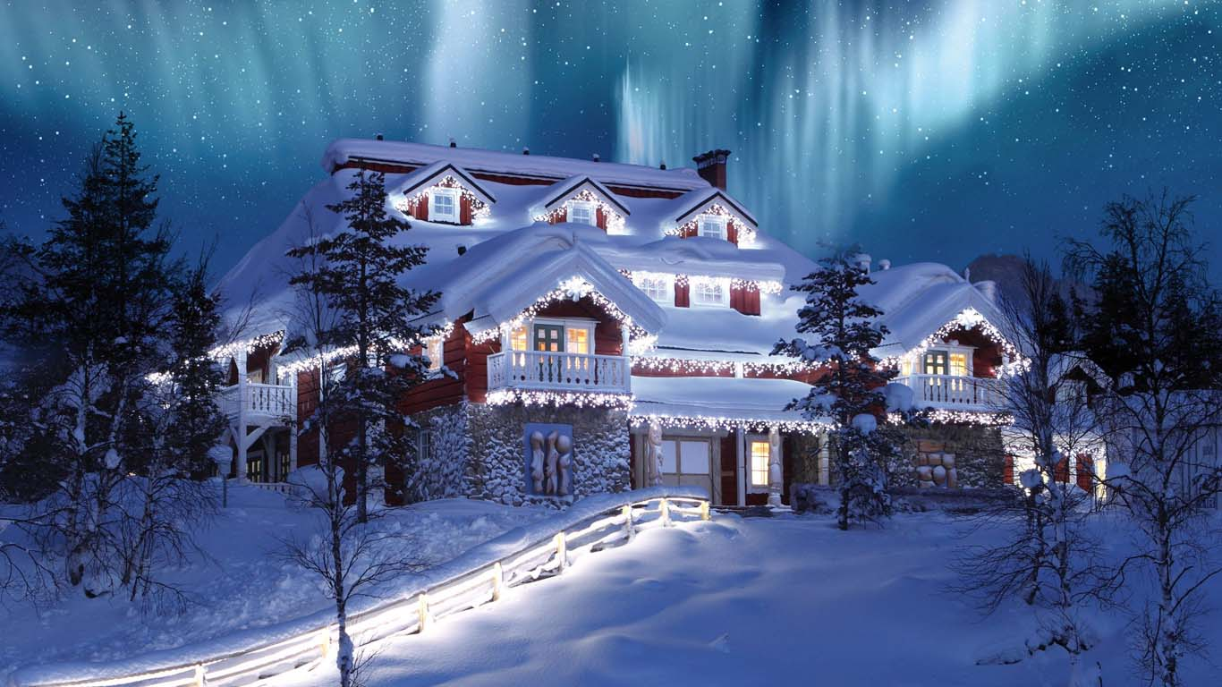 Celebration House © Santa's Resort - Saariselkä - Lapland - Finland
