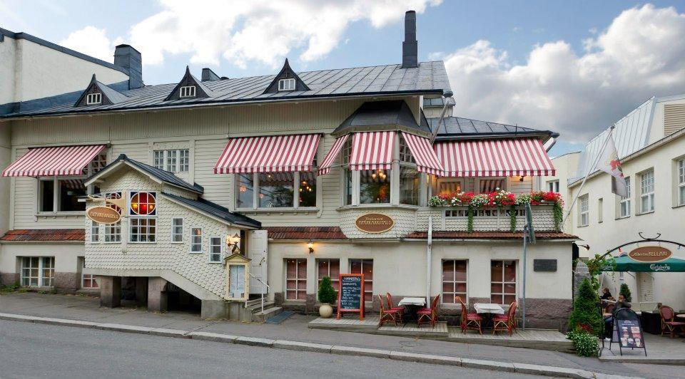Restaurant Piparkakkutalo Hämeenlinna - Discovering Finland