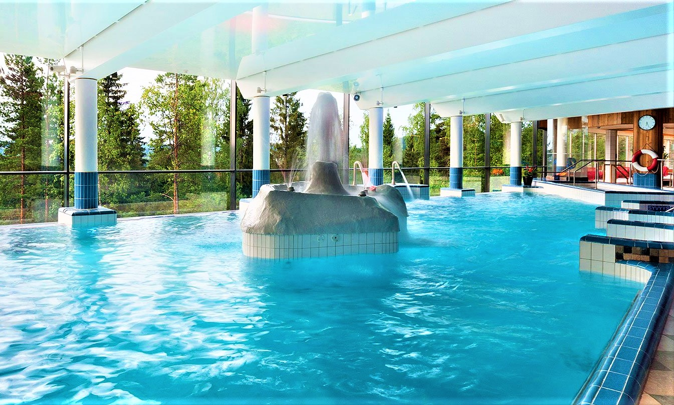 Spa hotel Cumulus Resort Laajavuori