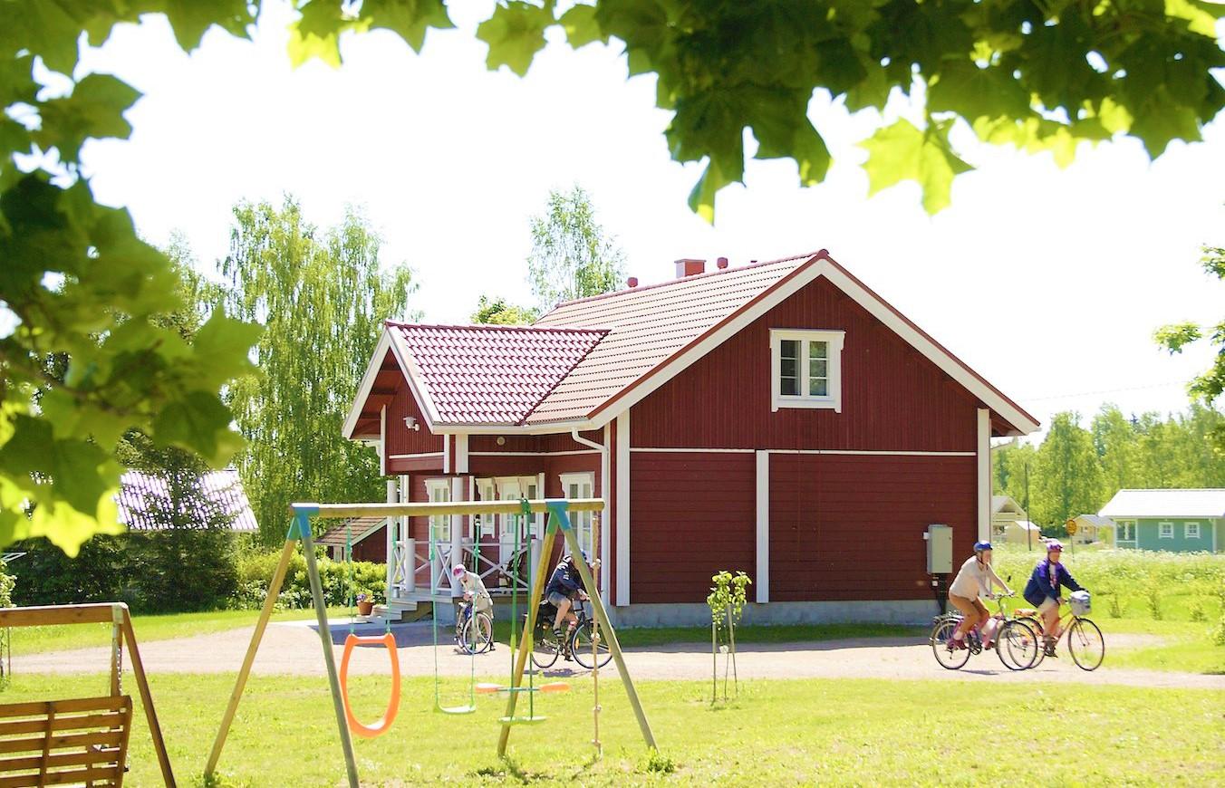 Lomakivi Farm Holidays
