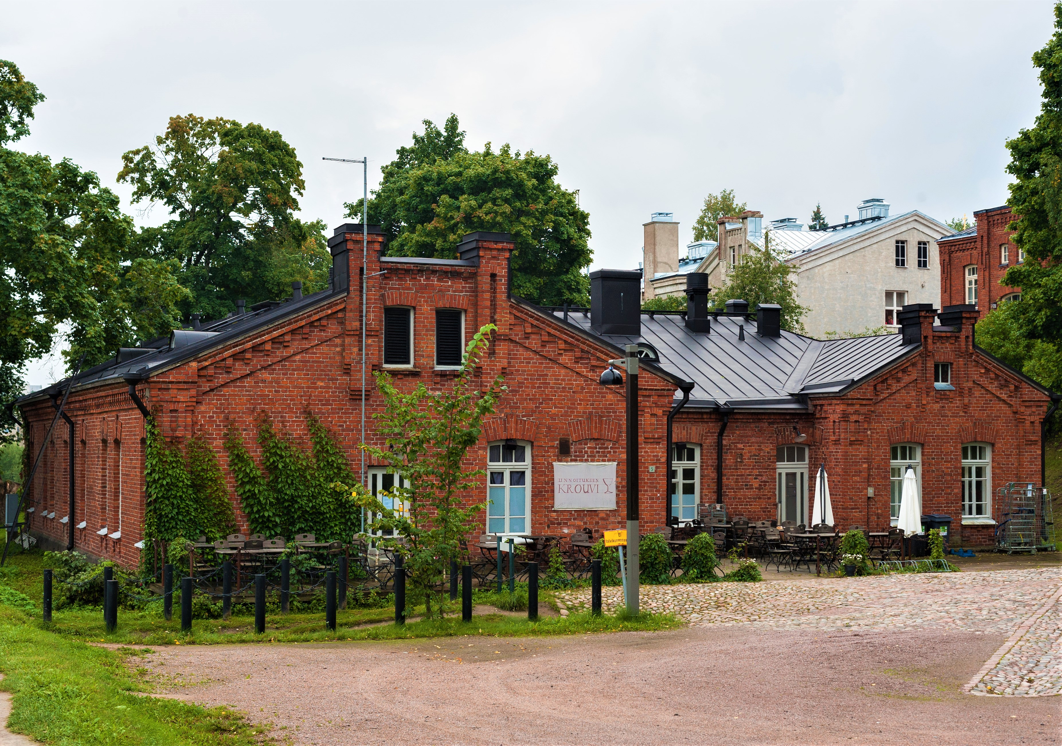 The Fortress of Lappeenranta