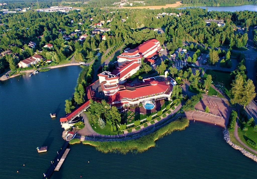 Finland Northern Lights Hotel Reise Tipp Kakslauttanen