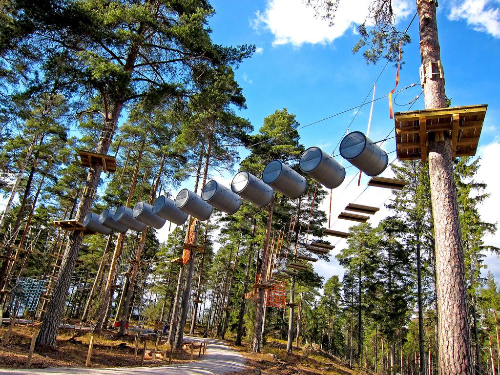 Flowpark Tampere