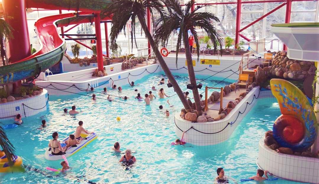 Tropiclandia Spa Amp Resort Vaasa Discovering Finland