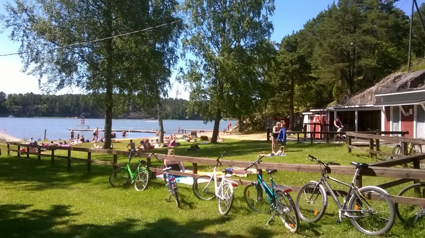Camping Parainen Solliden Discovering Finland