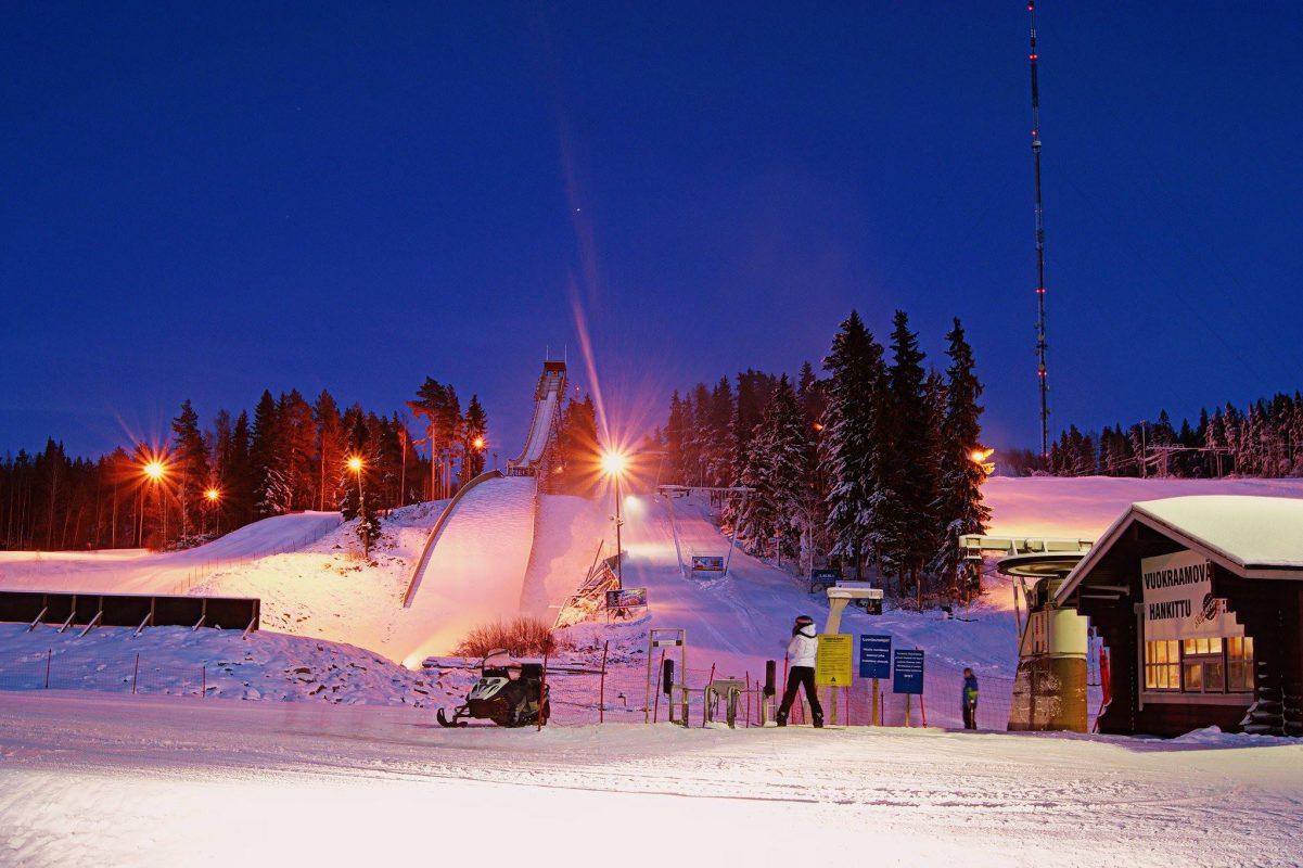 Simpsiö Ski Centre Lapua - Discovering Finland