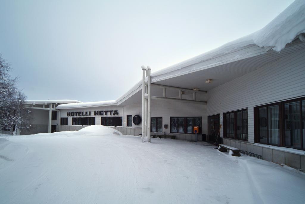 Lapland Hotels Hetta Discovering Finland