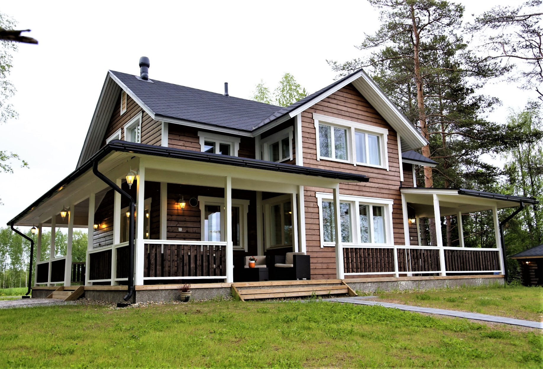 Haapaniemi Cottages