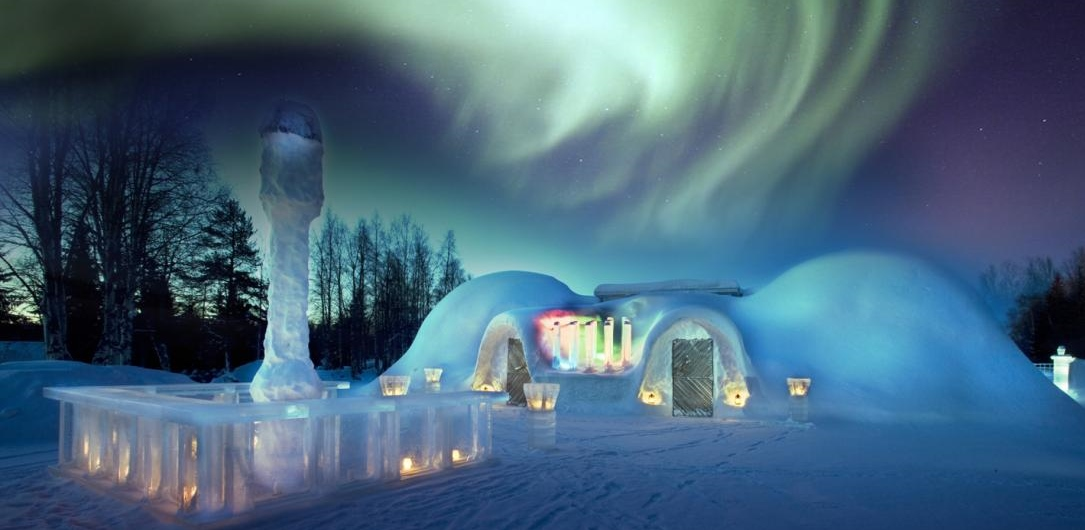 Snow Hotels And Igloos Alternative Accommodation In